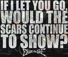 Escape the fate- would they Still show??