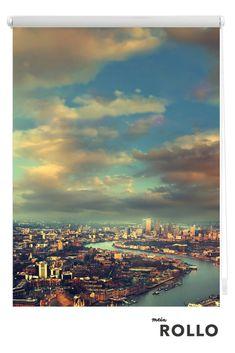 Mein Rollo - das Rollo zum Selbstgestalten.Globetrotter aufgepasst! Auf www.meinrollo.de findest du dein Lieblingsrollo mit den schönsten Reisezielen dieser Welt. Oder möchtest du deinen ganz individuellen Reisemoment festhalten? Dann gestalte dein ganz persönliches Rollo und habe die schönsten Momente immer vor Augen.(London Tower Bridge,Reisen,Sichtschutz, Fensterdeko, Skyline, kreatives Wohnen)