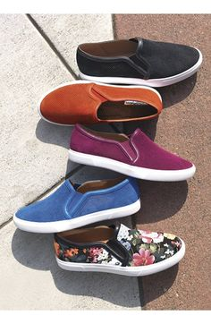 Halogen 'Turner' Slip-On Sneaker ///