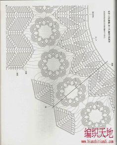 Crochet 4-Bluzki,tuniki - Danuta Zawadzka - Álbuns da web do Picasa
