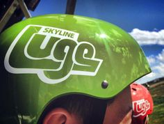 Perhaps you'd like to try SKYLINE LUGE in Calgary. Australians in Canada - Let's GO! Luge, Work Travel, Calgary, Letting Go, Skyline, Canada, Australia, Giving Up, Lets Go