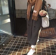 Inspirationsideen Herbst-Winter-Outfits Be Bad . , fashion hijab Inspirationsideen Herbst-Winter-Outfits Be Bad . Fashion Mode, Modest Fashion, Look Fashion, Hijab Fashion, Korean Fashion, Fashion Trends, Bad Fashion, Lifestyle Fashion, Trendy Fashion
