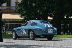 1950 Ferrari 166/195 S Le Mans Berlinetta