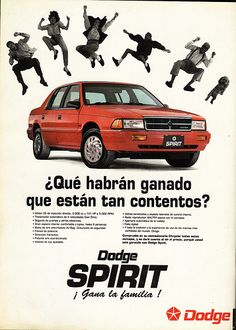 DODGE SPIRIT 1994