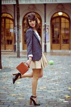 マニッシュコーデはジャケットで♡「テーラードジャケット」アレンジファッション - NAVER まとめ