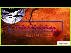 4 Maquillajes en 1 para Halloween 2018-2019🤪/Fácil y Rápido - YouTube