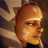 That moment when people ship Ahsoka with the wrong person *cough cough* Anakin *AGGRESSIVE COUGHING* Rex!