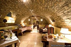 Breakfast vaulted cellar - Hotel Le Cep**** - burgundy: beaune france hotels & resorts beaune