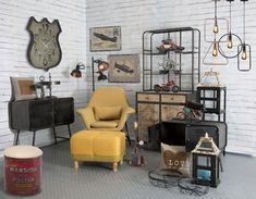 Fotoliu tapitat Fly Mustard #homedecor #interiordesign #inspiration #decoration #style #retro #glamour Glamour, Throw Pillows, Mansions, Interior Design, Retro, Bed, Modern, Inspiration, Mustard