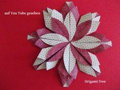 UR- Fleurogami - Faltkunst http://ur-fleurogami.blogspot.com     So Liebe Faltfreunde !!!  Hier nun das Diagramm zu Flor de papel 3D - Vari...