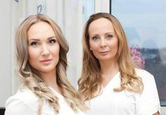 Elin og Stine Dermatologiske sykepleiere hos Injeksjonsspesialisten