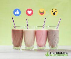 ¡Elige tu batido preferido y vamos a ver cuál gana! www.enformaherbal.com #nutricion #herbalife #batidosherbalife #controldepeso #bajardepeso #xativa #valencia