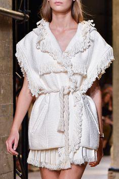 Isabel Marant at Paris Fashion Week Spring 2015 - StyleBistro