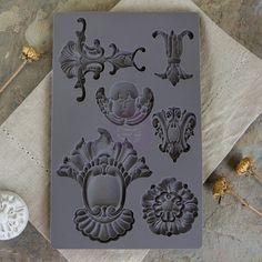 Prima+-+Iron+Orchid+Desgins+-+Vintage+Art+Decor+Mould+-+Baroque+2+at+Scrapbook.com