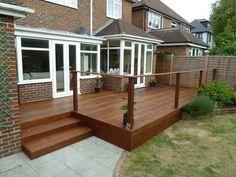 Cost To Build an Ipe Deck #deckcost #pricetobuildadeck