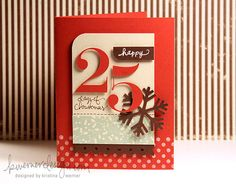 Two years (2x25 tutorials) Holiday Card Series - by starofmay, via Flickr