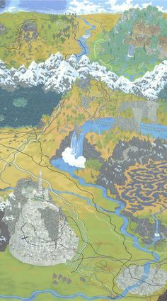 Andrew Degraff - Path of the Ring Detail 2