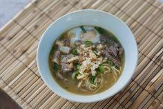 Recipe for La Paz Batchoy: Central Philippines' Pork Noodle Soup