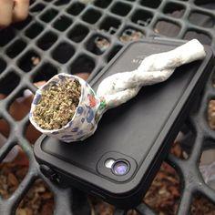 blunt & joint rolling art