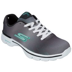 Women | Navy Womens Go Walk 3 Pulse Trainers | Get The label
