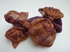 furoshiki wrap  nuno and shibori