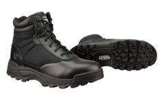 Tactical Footwear 177897: Original Swat Men Black Classic 6 Leather Uniform Boot Size 13 Wide 115101W-13 -> BUY IT NOW ONLY: $79.99 on eBay!