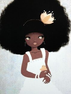 """When you say you will GO natural, what you mean to say is that you will RETURN."" -I Love Being Black"