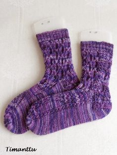 Potkurivirran imu Socks, Knitting, Fashion, Hosiery, Moda, Tricot, Cast On Knitting, Fasion, Stockings