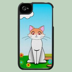 Spring Day Iphone 4 Case by CaptainScratch