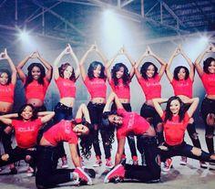 Tamia Bring It Dancing Dolls   Sunjai from Bring It Instagram