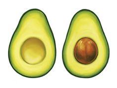 Avocado Couple Tattoo #t4aw #tattooforaweek #temporarytattoo #faketattoo #avocado #couple #tattoo