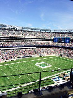 MetLife stadium international convention 2014