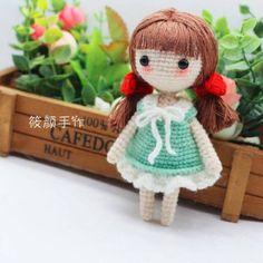 Doll amigurumi - FREE Amigurumi Pattern