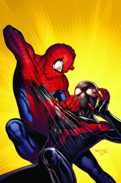 MILES MORALES: THE ULTIMATE SPIDER-MAN #4