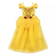 Belle Costume for Kids – Beauty and the Beast | shopDisney Disney Belle Costume, Princess Belle Costume, Disney Princess Costumes, Disney Princess Belle, Disney Costumes, Princess Gowns, Girl Costumes, Corsage, Kids Tiara