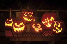 Kürbis-Ideen-Halloween-Grimasse-Vorlage-schnitzen