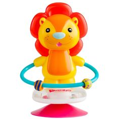 #Baby #Gifts & Toys/ Baby Sensory Toys/ Bumbo Luca the Lion Suction Toy