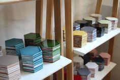 Dahl Studio - tiles - tomettes - terracotta - lava - carpets