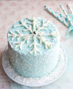 15 Winter Wonderland Cakes