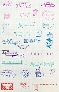 Ideas For School Organization Notes Handwriting Graph Paper – my new book ideas – notes Bullet Journal Fonts, Bullet Journal Banner, Bullet Journal Writing, Bullet Journal Aesthetic, Bullet Journal Ideas Pages, Bullet Journal Inspiration, Study Inspiration, Bullet Journal Signifiers, Graph Paper Journal