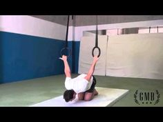 Gymnastic Rings Training - Warm Up & Cool Down - YouTube