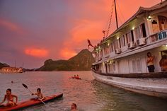 HALONG BAY CASTAWAY TOUR!! MUST DO! They will pick up from Hanoi. Maybe land in Hanoi, do Sapa, and then go back to Hanoi and do this? $141 USD per person.