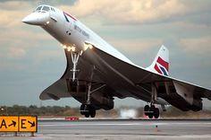 El Concorde, el avión supersónico que no olvidaremos | Mundopass