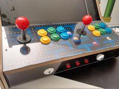 Configuracion mandos bartop arcade con retropie