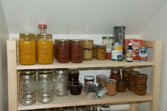 Maximize storage in your pantry for easy access to items and more visibility to minimize waste.
