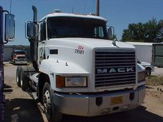 2003 MACK Tractor CH613 for sale #Mack #truck #EquipmentReady