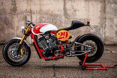 "Honda Shadow 400 ""Spitfire"":: XTR Pepo"