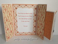 Crafters companion - Centura Pearl Card, Core'dinations card, Papers Bebunni Love CD Design Sets, Sentiments, Toppers and Embellishments