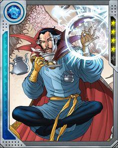 Marvel: War of Heroes | Apps - Doctor Strange