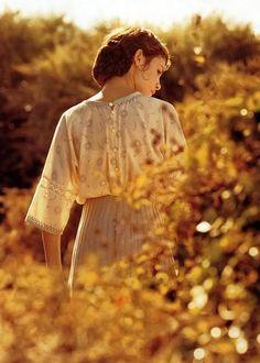 """Audrey Tatou - """"Un long dimanche de fiançailles"""" (2004) - Costume designer : Madeline Fontaine"""